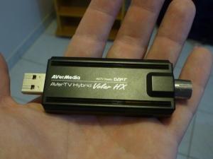 AverTV USB digital TV reciever