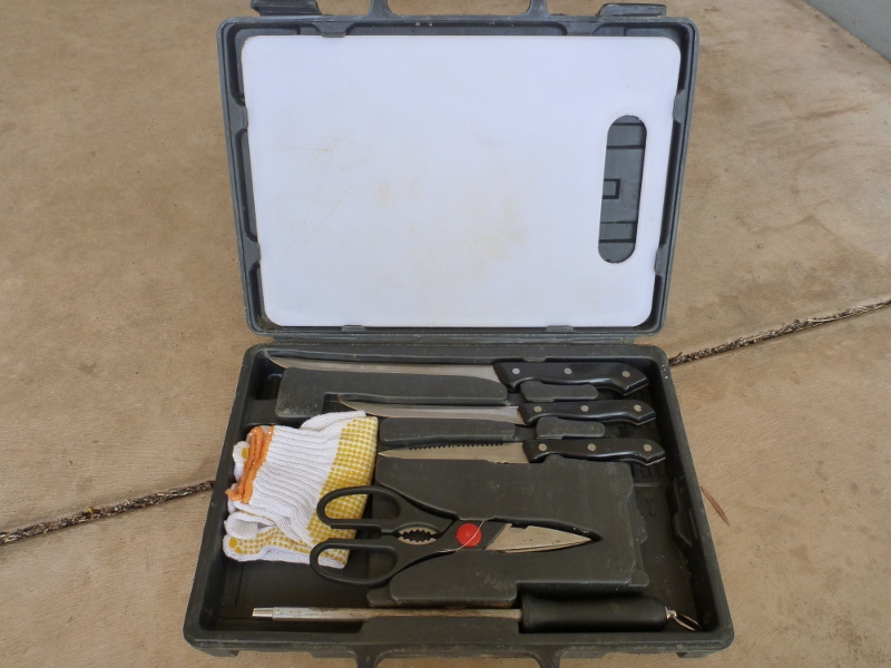 filleting kit