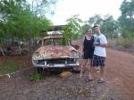 grove hill old car