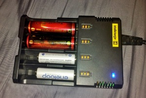 nitecore intellicharger i4 all in one battery charger