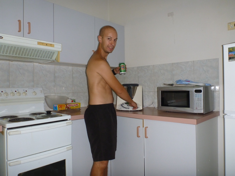 joe with thermomix