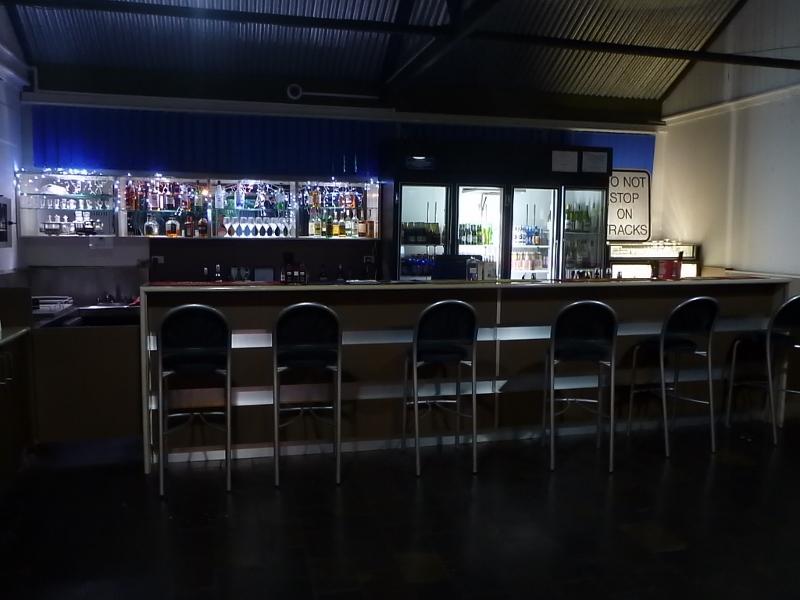 junction bar inside