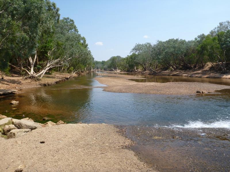 knotts crossing downstream