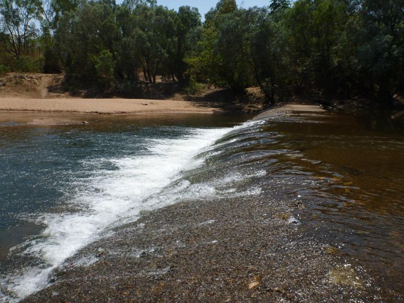 knotts crossing katherine river