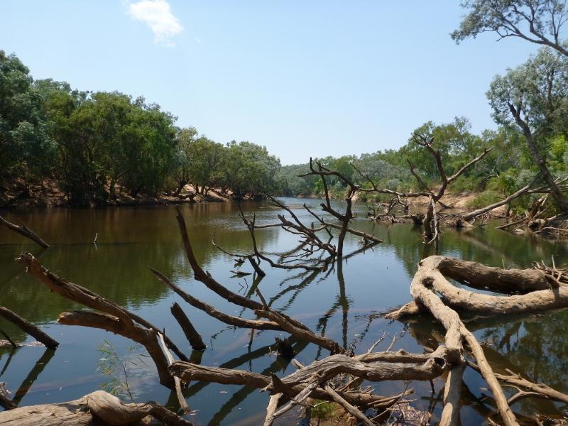 knotts crossing upstream