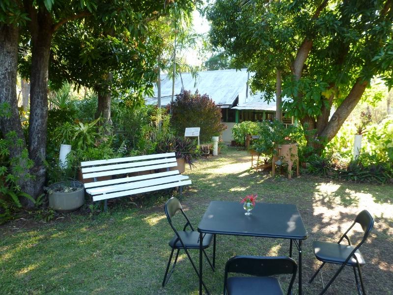 o'keeffe house garden