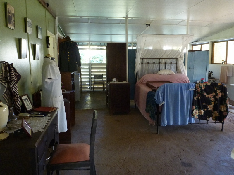 o'keeffe house inside