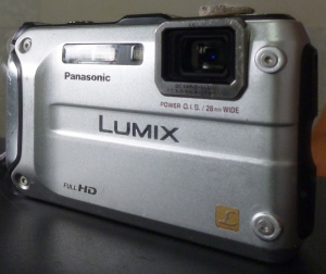 Panasonic Lumix DMC-TS3 camera