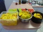 processed mangos