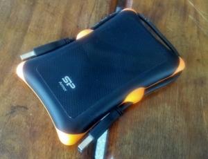 Silicon Power 2TB hard drive