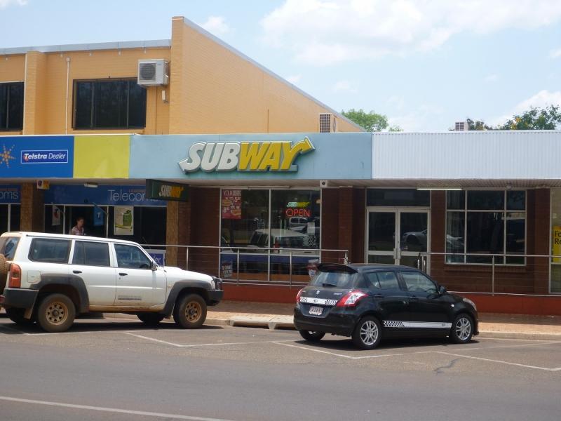 subway katherine