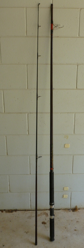Wilson 12 foot two piece beach rod