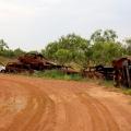 roper bar abandoned cars