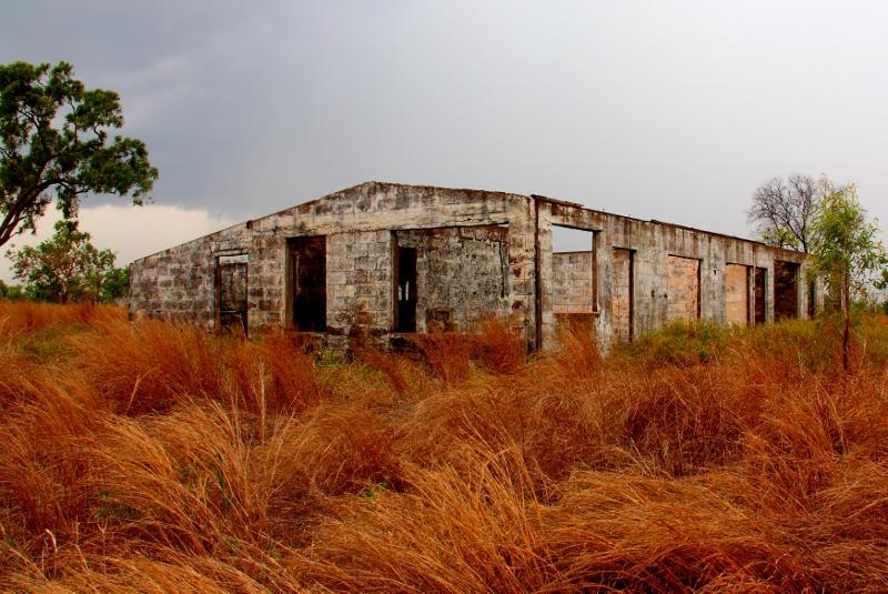 st vidgeon ruins, limmen river national park