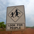 watch for people