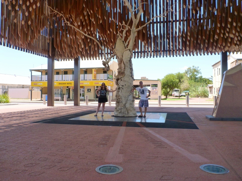 Barcaldine Tree of Knowledge