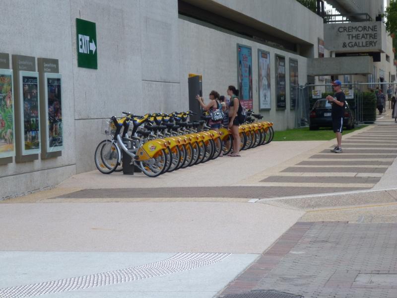 brisbane citycycle staton