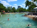 brisbane free pools