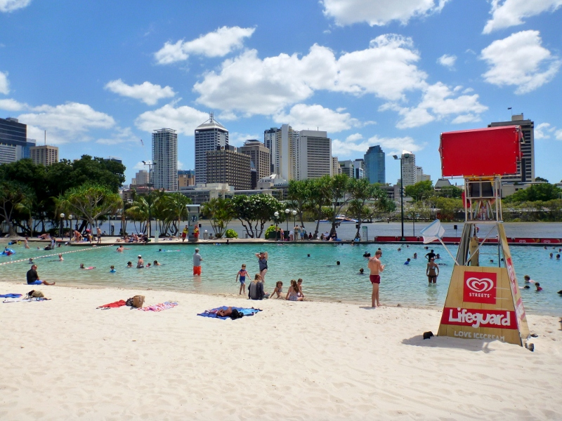 Brisbane And New Years On Sunshine Coast Outbackjoe