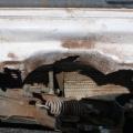 broken hood latch at king ash bay