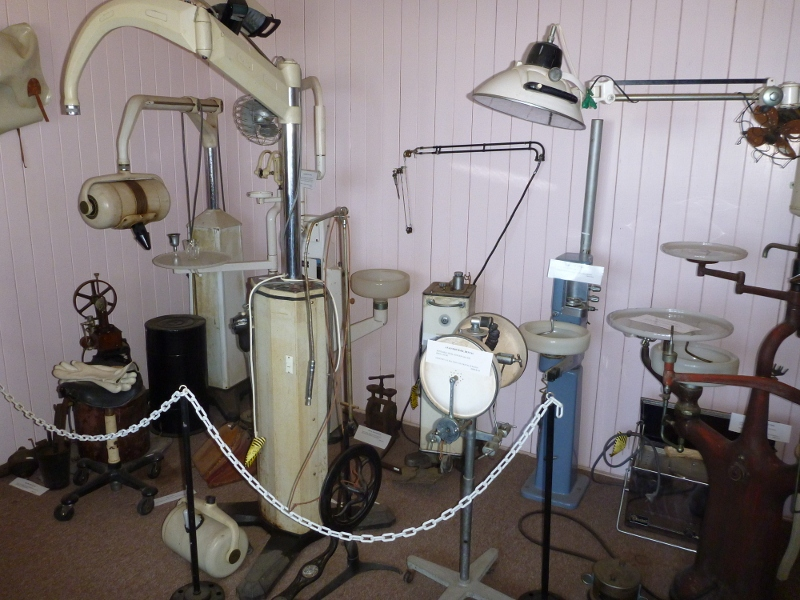gympie museum dental relics
