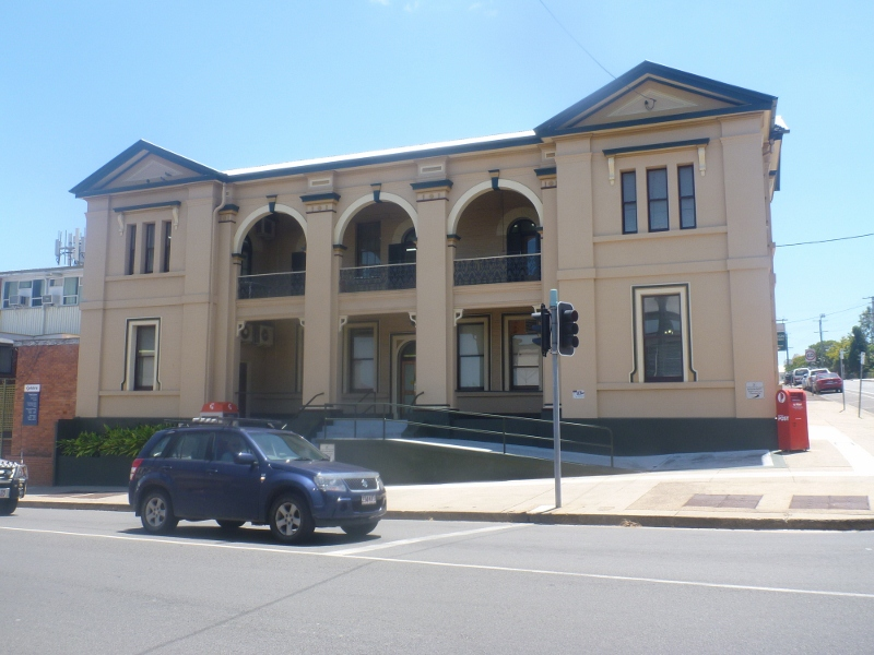 Gympie old post office