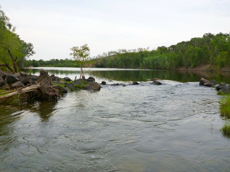 Limmen Bight River Crossing