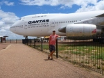Longreach Boeing 747