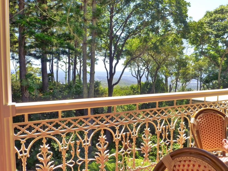 Montville Cafe View