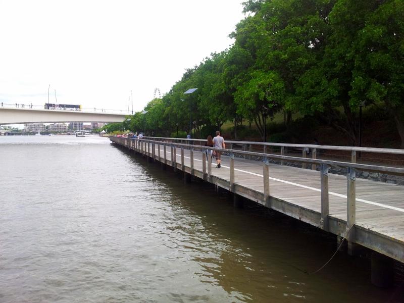 southbank boardwalk