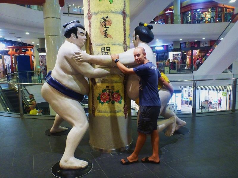 bangkok shopping centre