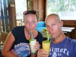 fruit smoothies in pai