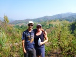 thai highlands trekking