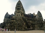 angkor wat main towers