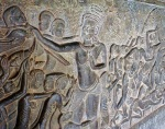 angkor wat wall art