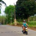 scootering near ao nang