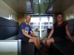 thai sleeper train
