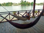 hammock at don det bungalow