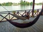 hammock at don det bungalow