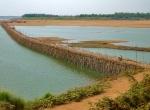kampong cham bamboo bridge