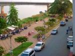 kampong cham riverfront