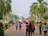 Patuxai Park, Vientiane
