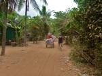 riding on kaoh pan island
