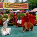 festival in luang prabang laos new year