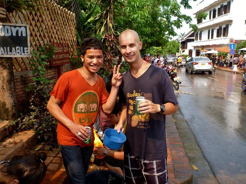guest house staff luang prabang