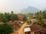 vang vieng hot air ballooning