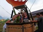 vang vieng hot air ballooning