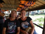 floating markets boat ride