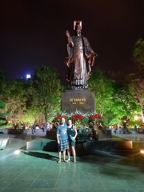 Monument in Hanoi