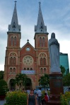 nice church in ho chi minh